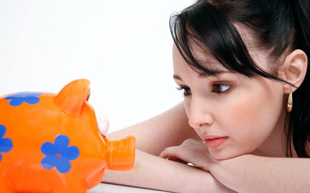 Aprende a vivir sin la preocupación del dinero