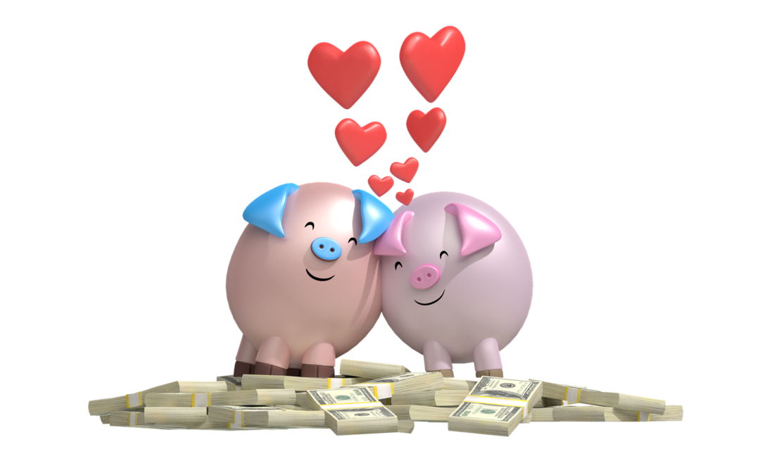 Por esta razón estás pelead@ con el dinero (y cómo reconciliarte)
